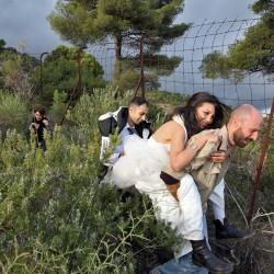 Radio + Online: Fake-Hochzeit als Flüchtlingsaktion